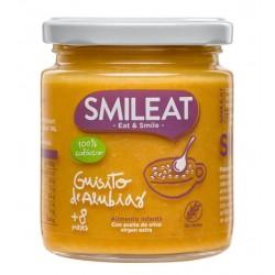 SMILEAT Potito Ecológico Guisito de Alubias 230g