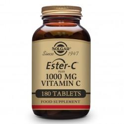 SOLGAR Ester-C Plus 1000mg Vitamina C 180 Comprimidos