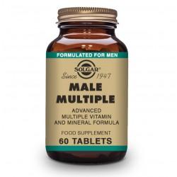 SOLGAR Male Múltiple Complejo Vitamínico Hombre 60 Comprimidos