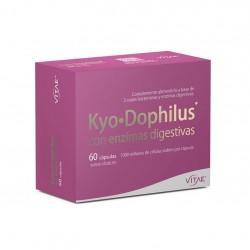 VITAE Kyo-Dophilus con Enzimas Digestivas 60 Cápsulas