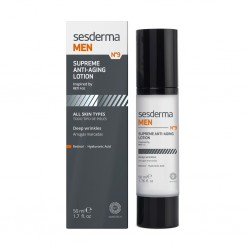 Sesderma Men Loción Facial Antiedad Supreme Anti-Aging Lotion 50ml