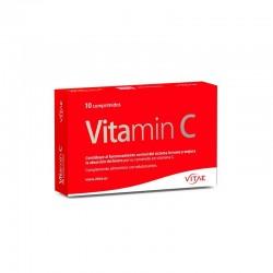 VITAE Vitamin C 10 Comprimidos