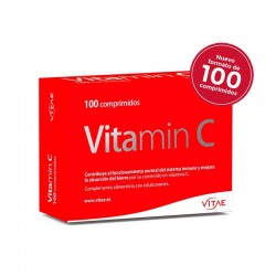 VITAE Vitamin C 100 Comprimidos