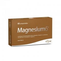 VITAE Magnesium6 (60 Comprimidos)