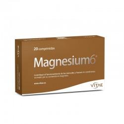 VITAE Magnesium6 (20 Comprimidos)