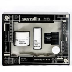 SENSILIS Cofre Upgrade: Crema de Día + Contorno de Ojos + 3 Ampollas