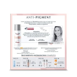 EUCERIN Anti-Pigment Crema de Día SPF30 + Stick Corrector de Manchas de REGALO