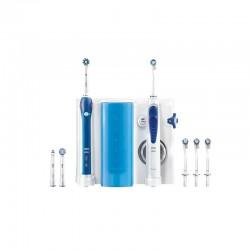 ORAL-B Centro de Higiene Bucal Oxyjet Smart 5000: Irrigador + Cepillo Eléctrico
