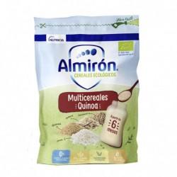 ALMIRÓN Papilla Multicereales con Quinoa Cereales Ecológicos 200g