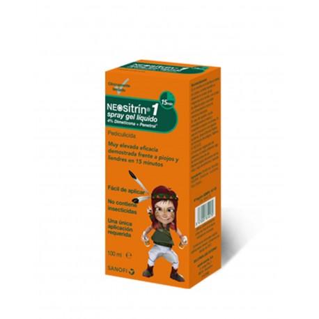 NEOSITRIN 1 Spray Gel Líquido 100ML