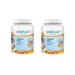 EPAPLUS Arthicare Colágeno + Silicio + Hialurónico + Magnesio Instant Vainilla DUPLO 2x325gr