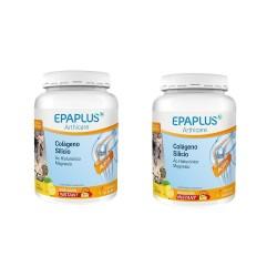 EPAPLUS Arthicare Colágeno + Silicio + Hialurónico + Magnesio Instant Limón DUPLO 2x334gr