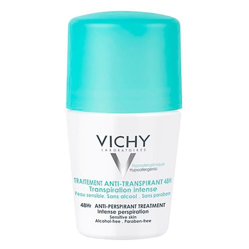 VICHY Desodorante Anti-Transpirante 48h Intenso Roll-On 50ml