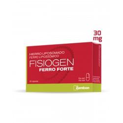 FISIOGEN Ferro Forte 30 Cápsulas