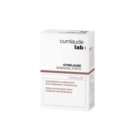 CUMLAUDE LAB Gynelaude Ginenatal Forte 30 Cápsulas