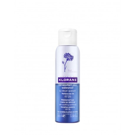 KLORANE Desmaquillante Waterproof 100ML