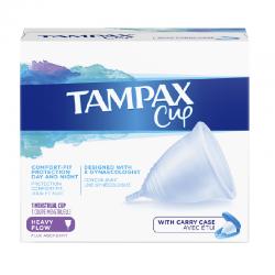 TAMPAX Copa Menstrual Flujo Abundante