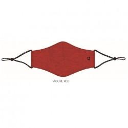 Mascarilla Reutilizable con Viroblock Fuli Vigore Red Talla M