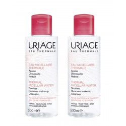 URIAGE Pack Agua Micelar Termal 2x500ML