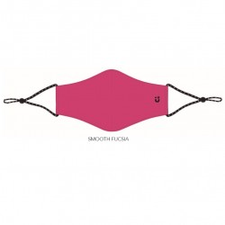 Mascarilla Reutilizable con Viroblock Fuli Smooth Rosa Fucsia Talla S