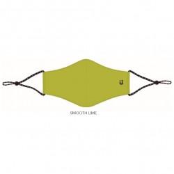 Mascarilla Reutilizable con Viroblock Fuli Smooth Lime Talla S