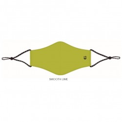 Mascarilla Reutilizable con Viroblock Fuli Smooth Lime Talla L