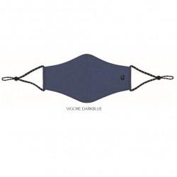 Mascarilla Reutilizable con Viroblock Fuli Vigore Dark Blue Talla M