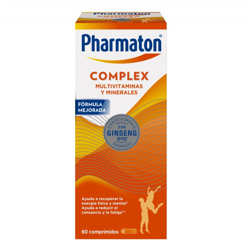 PHARMATON Complex 60 Comprimidos