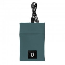 PORTA MASCARILLAS de Tela Bolsa Lavable Color Ocean Fuli MaskBag