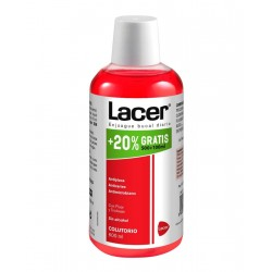 LACER Anticaries Colutorio 500 +100ml GRATIS