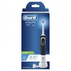 ORAL-B Vitality 100 CrossAction Negro Cepillo Eléctrico