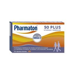 PHARMATON 50 Plus 30 Cápsulas