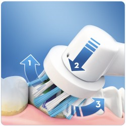 ORAL-B Irrigador Dental Oxyjet Sistema de Limpieza Bucal + Cepillo Eléctrico Pro 900