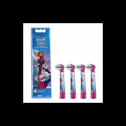 ORAL-B Recambios Cepillo Eléctrico Frozen 4 Cabezales