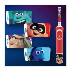 ORAL-B Cepillo Eléctrico Kids Disney Pixar + Funda de Viaje de REGALO