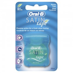 ORAL-B Seda Dental Satin Tape Menta 25m