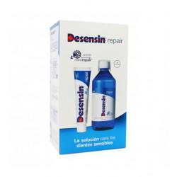 DESENSIN Repair Pack Dientes Sensibles: Dentífrico + Colutorio