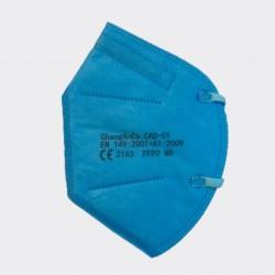 Mascarilla FFP2 Desechable Azul NR 5 Capas BFE 95% 1 unidad - PROMASK -