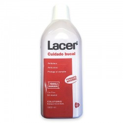 LACER Colutorio Anticaries 1000ml FORMATO AHORRO