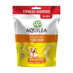 AQUILEA Colágeno y Magnesio Sabor Limón ENVASE AHORRO 1125g