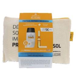 HELIOCARE 360º Pack Water Gel SPF 50 + 10 Ampollas Radiance C Oil Free + Neceser de REGALO