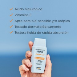 ISDIN Fotoprotector Fusion Fluid COLOR SPF 50+ 50ml