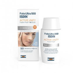ISDIN Foto Ultra 100 Active Unify Fusion Fluid SPF 100+ 50ml