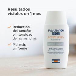 ISDIN Foto Ultra 100 Active Unify Fusion Fluid SPF 100+ 50ml