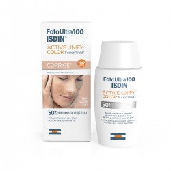 ISDIN Foto Ultra 100 Active Unify Color Fusion Fluid SPF 100+ 50ml