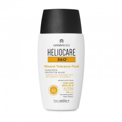 HELIOCARE 360º Mineral Tolerance Fluid SPF50 50ml