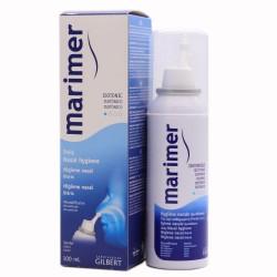 MARIMER Isotónico Agua de Mar Estéril Higiene Nasal Diaria 100ml