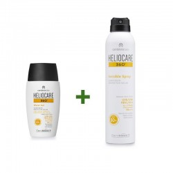 Heliocare 360º Pack Water Gel SPF 50+ (50ml) + Heliocare 360º Invisible Spray 200ml