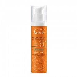 AVENE Cleanance Solar con Color SPF 50+ 50ml