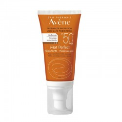 AVENE Mat Perfect Fluido con Color SPF 50+ 50ml